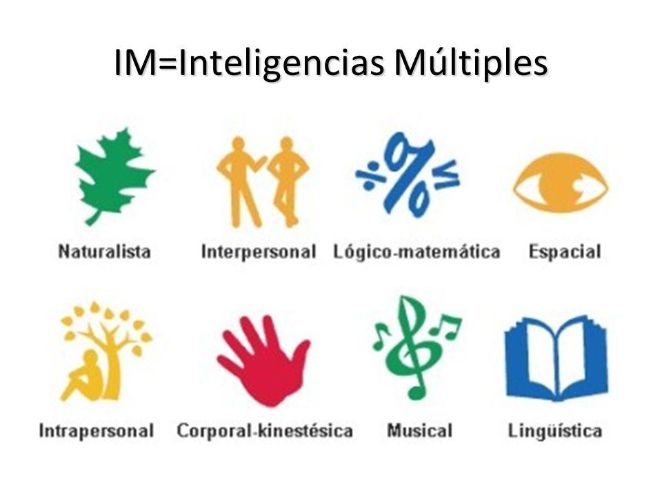 NOCIONES BÁSICAS TODOS POSEEMOS LAS 8 INTELIGENCIAS LA MAYORÍA DE LAS PERSONAS PUEDEN DESARROLLAR LAS INTELIGENCIAS HASTA UN NIVEL ADECUADO DE COMPETENCIA LAS INTELIGENCIAS TRABAJAN JUNTAS DE FORMA COMPLEJA HAY MUCHAS FORMAS DE SER INTELIGENTE DENTRO DE CADA CATEGORÍA