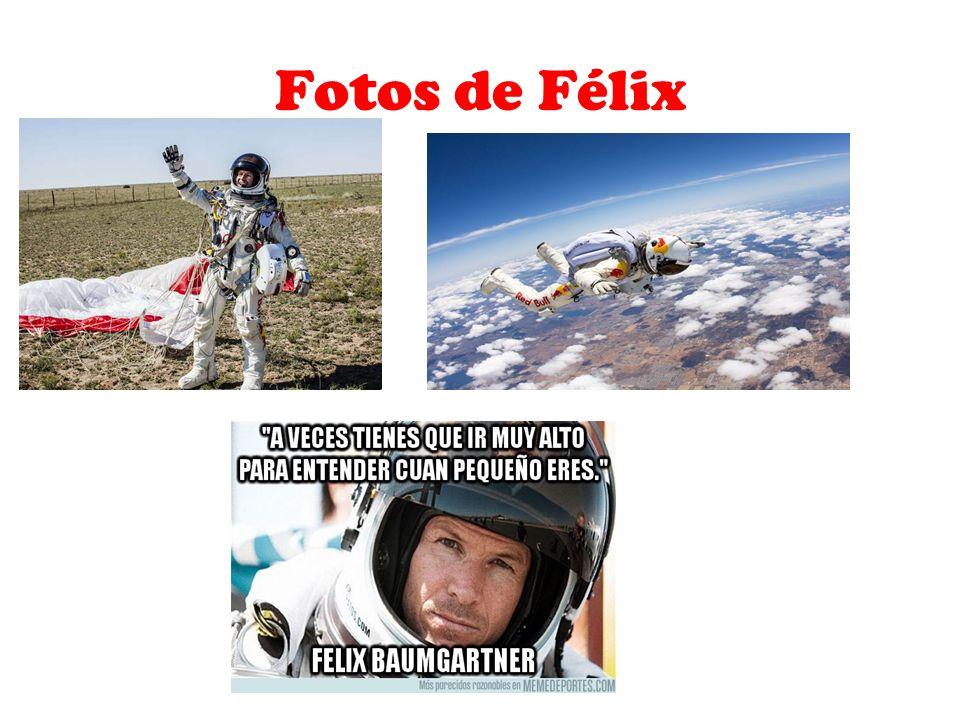 Fotos de Félix
