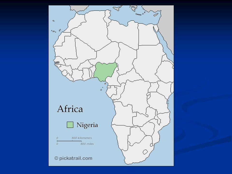 ASEDIO A BIAFRA Desde 1968, las fuerzas nigerianas fueron incapaces de realizar avances significativos en las zonas bajo control biafreño.