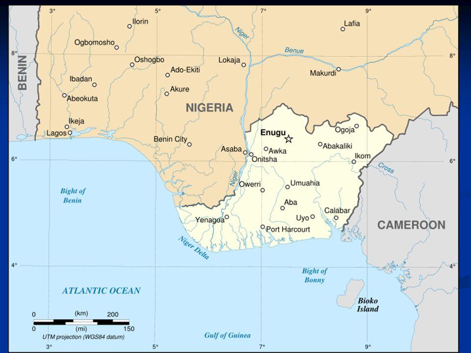 FASE FINAL DEL CONFLICTO Los biafreños lanzaron una ofensiva desesperada logrando recuperar algunos territorios.