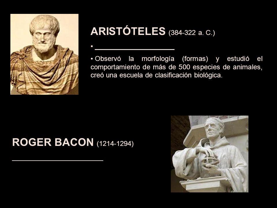 ARISTÓTELES (384-322 a.