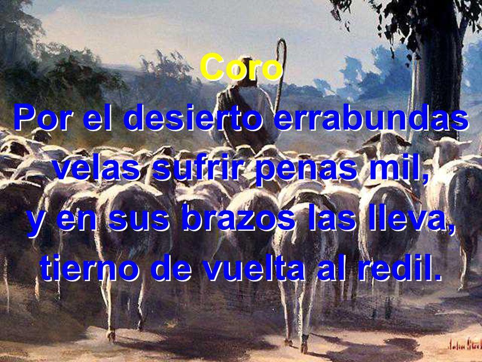 4 Son delicados tus pastos, tranquilas tus aguas son; henos aquí, ¡oh Maestro!, danos hoy tu bendición.