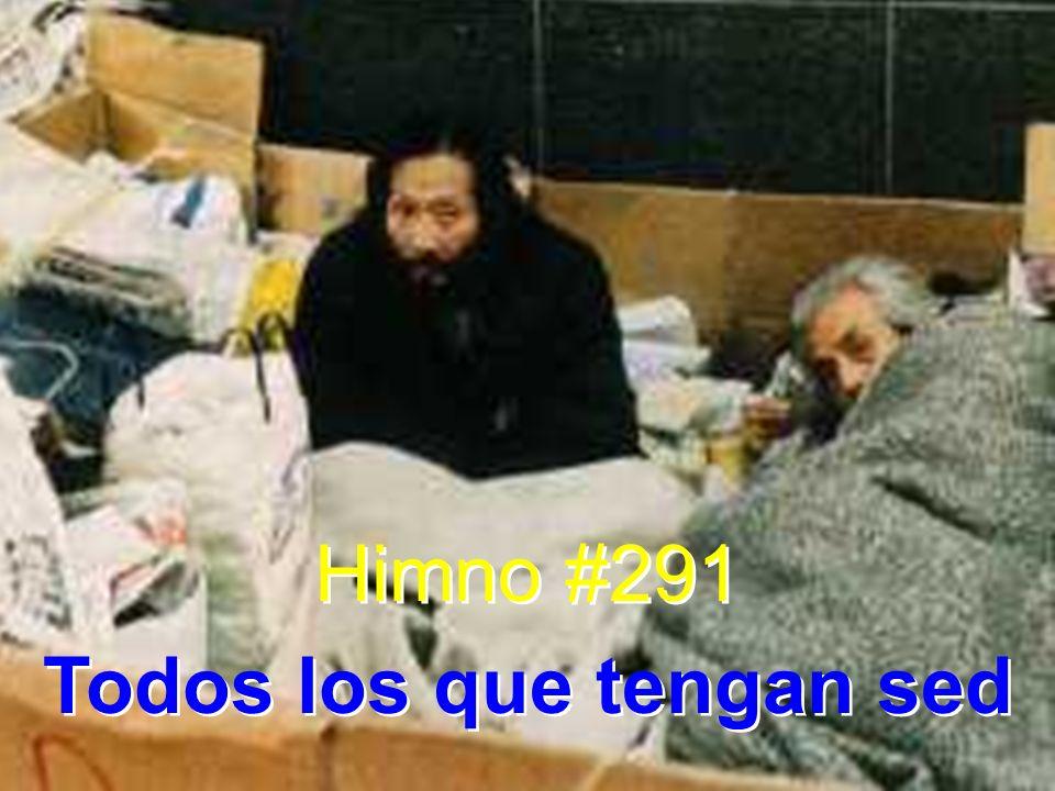 1 Todos los que tengan sed beberán, beberán.Vengan cuantos pobres hay; comerán, comerán.