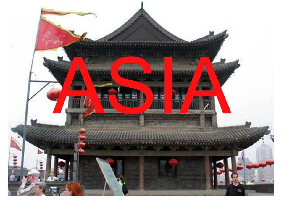 Introducción ¿Qué es Asia.