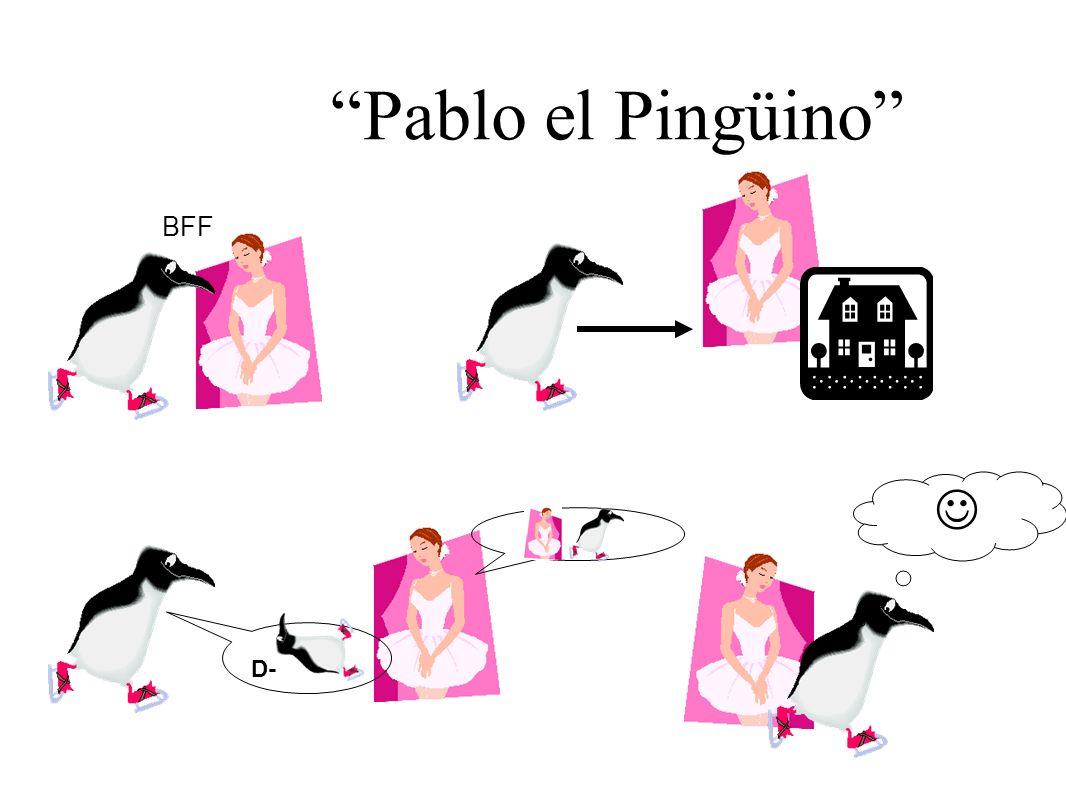 Pablo el Pingüino D- BFF