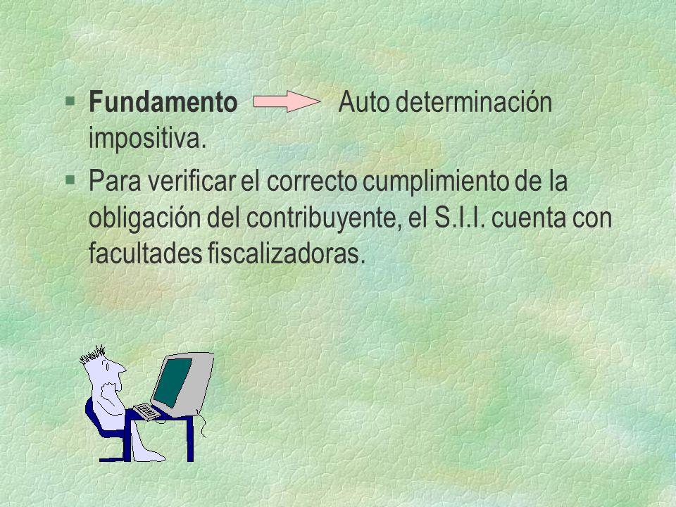 Efecto en la prescripción § Por el solo hecho de notificarse una citación se amplia la prescripción en tres meses, respecto de los impuestos derivados de las operaciones que se indiquen determinadamente en ella.