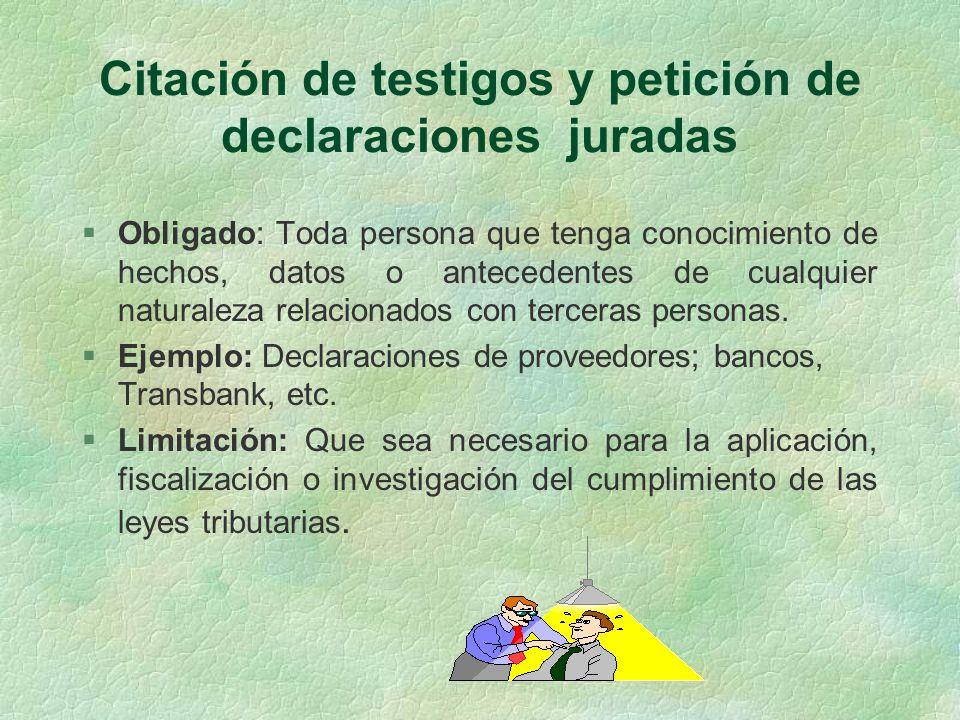 Incautaciones del art.161º, nº 10, del Código Tributario §Investigación administrativa previa.