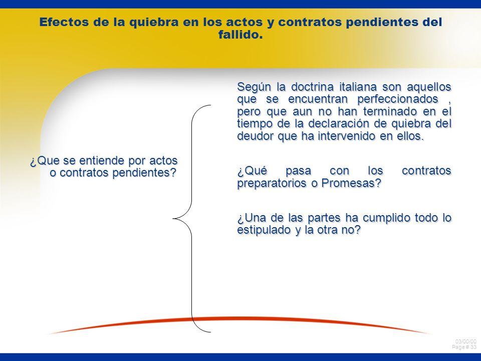 03/00/00 Page # 32 4. Carácter de las inhabilidades. a)T ransitorias. b)C esan con la rehabilitación legal o judicial del quebrado.