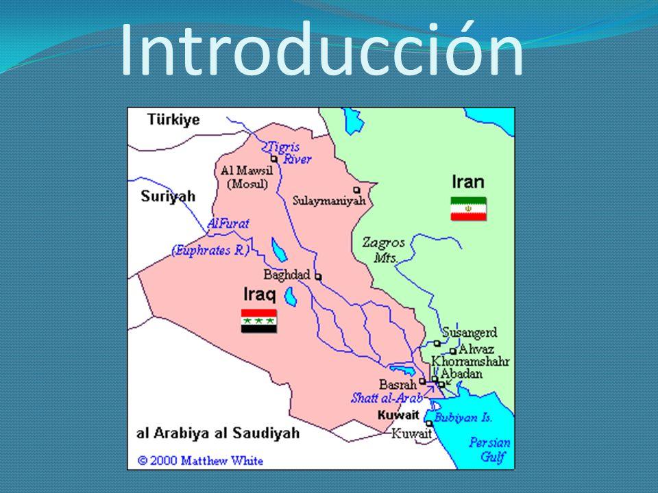 Jomeini (dirigente de Irán) Saddam Hussein (dirigente de Irak)