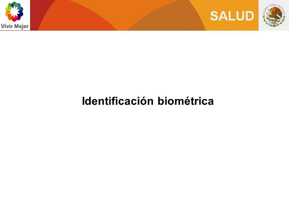 Técnicas biométricas AceptaciónComodidadVelocidadCosto1 : n Voz Huellas dactilares Mano Retina Rostro Iris Buena Regular Mala