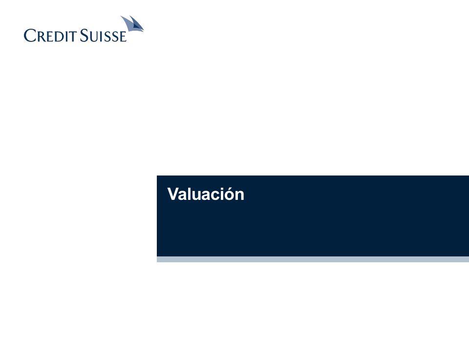 Valuación