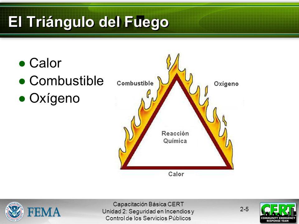 Capacitación Básica CERT Unidad 2: Seguridad en Incendios y Control de los Servicios Públicos 2-4 Prioridades del CERT Ayudar en emergencias antes de
