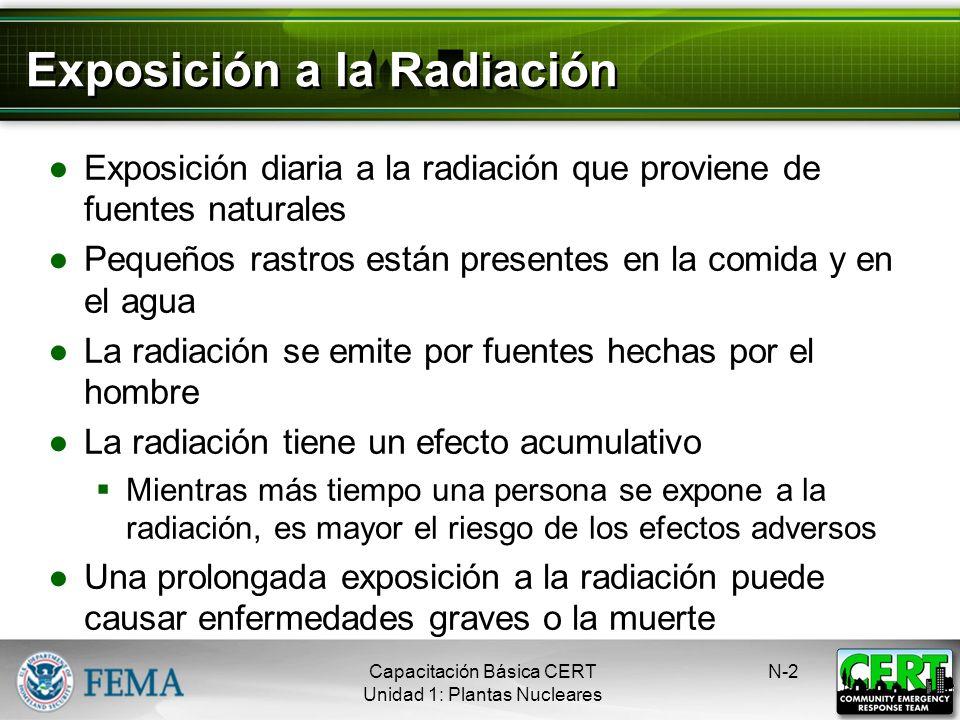 Una Planta Nuclear… Cumple con las normas nacionales de seguridad Por lo general su operación es segura y sin peligro Sin embargo, si un accidente ocu