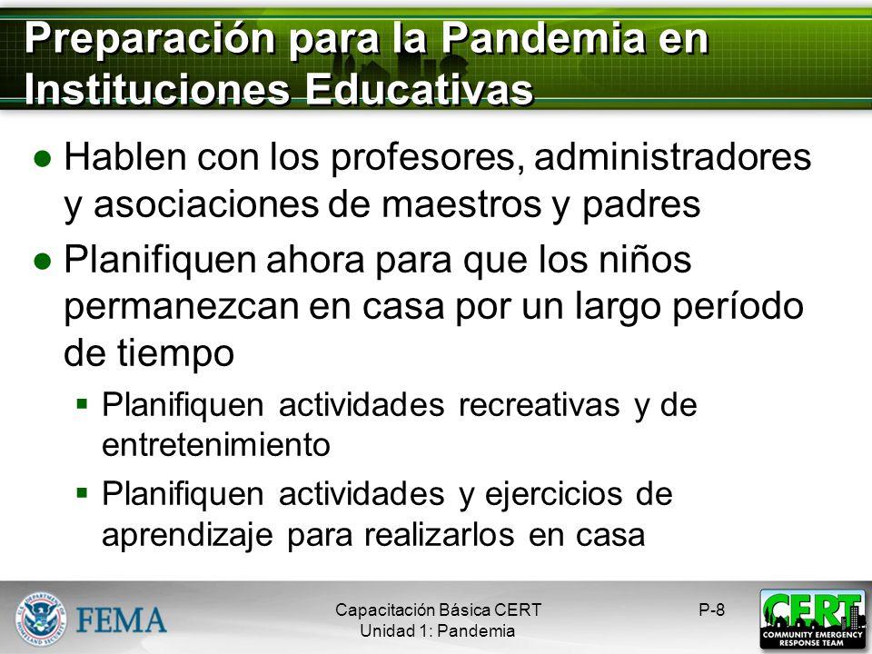 La Pandemia y el Sitio de Trabajo Pregunten a su empleador cómo seguirán las actividades empresariales Hablen sobre turnos escalonados o trabajar en c