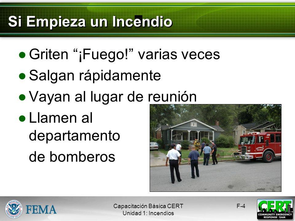 Elaborar un Plan Familiar contra Incendios Instalar detectores de humo Identificar dos rutas de escape Practicar el plan de escape Practicar alertar a