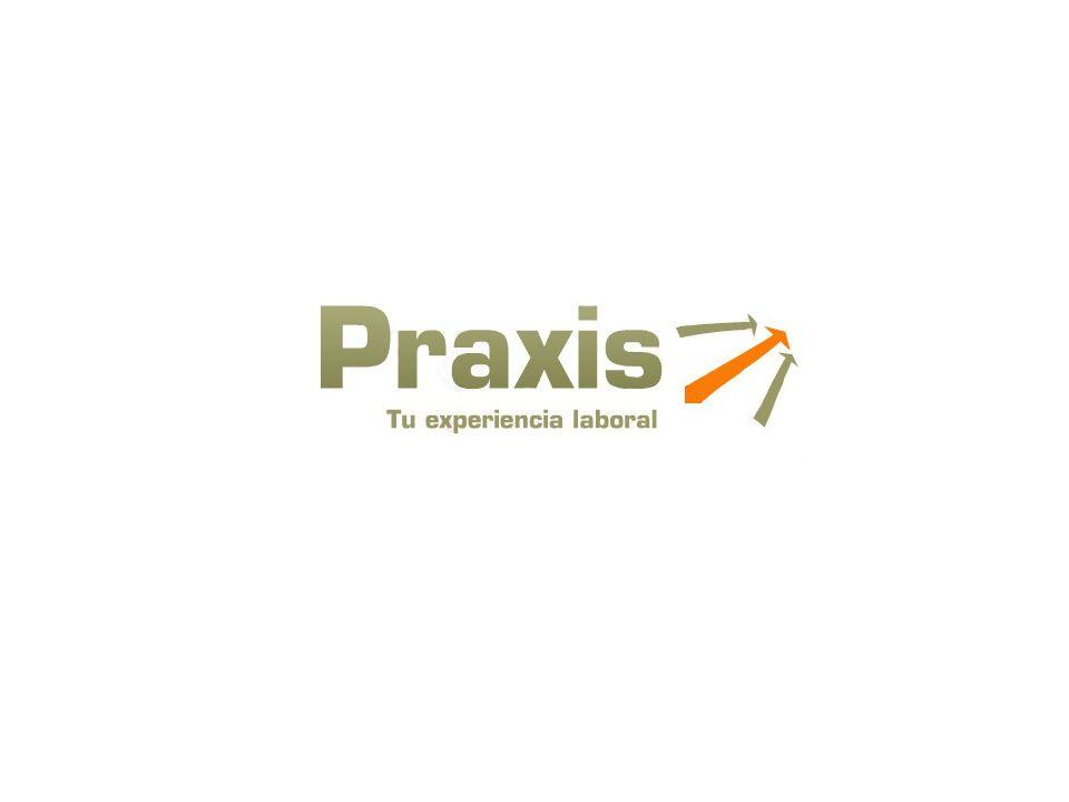 Praxis Somos un mecanismo de apoyo y regulación del mercado ofreciendo prácticas de calidad y remuneradas a estudiantes.