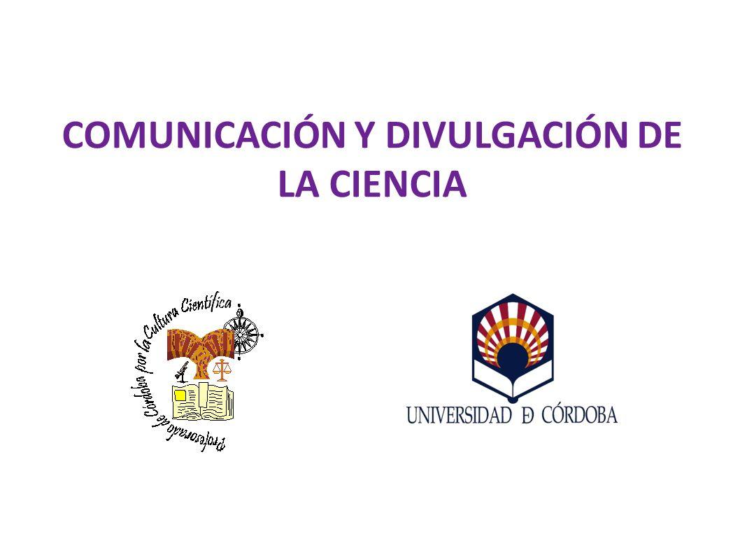 OBJETIVOS 1.Conocer y valorar la comunicación de la Ciencia en la prensa escrita.
