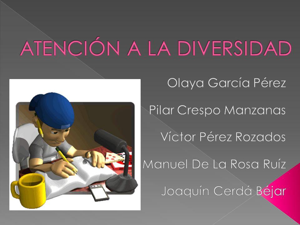 Atención a la diversidad: Art.12-13-14 Art.