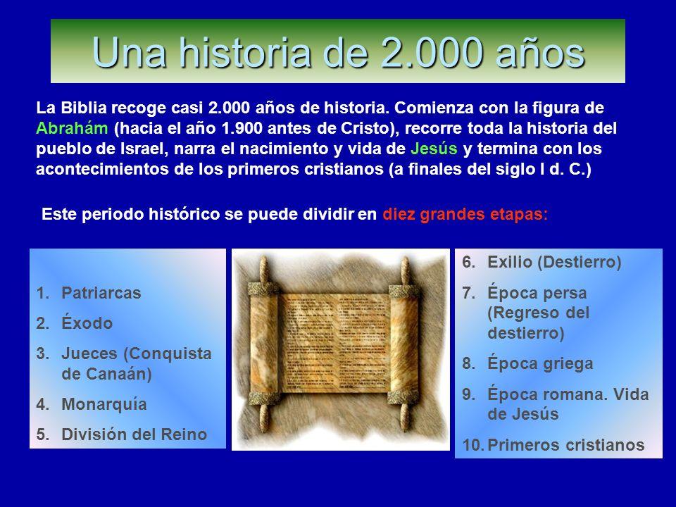 EL DIOS QUE SE REVELA EN LA HISTORIA DIOS LIBERTADOR: Lo narran los hechos y relatos de la liberación del pueblo que era esclavo en Egipto y el exilio en Babilonia (actual Irak).