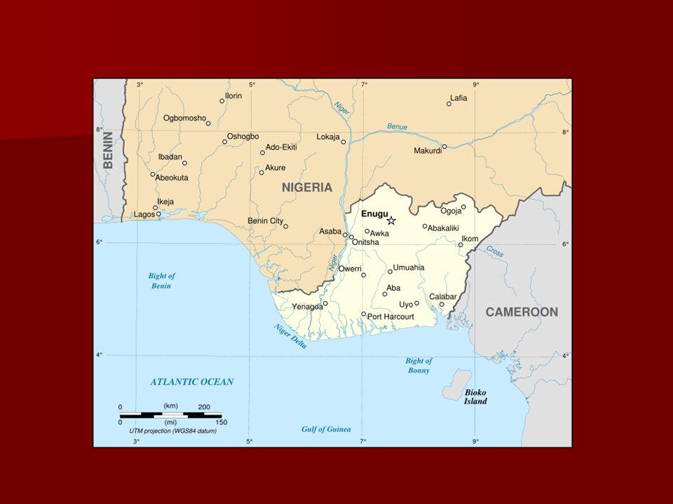 2.2 Desarrollo bélico Fases Ofensivas biafreñas y contraofensivas nigerianas (1967) Ofensivas biafreñas y contraofensivas nigerianas (1967) Asedio de Biafra (1968-1970) Asedio de Biafra (1968-1970)