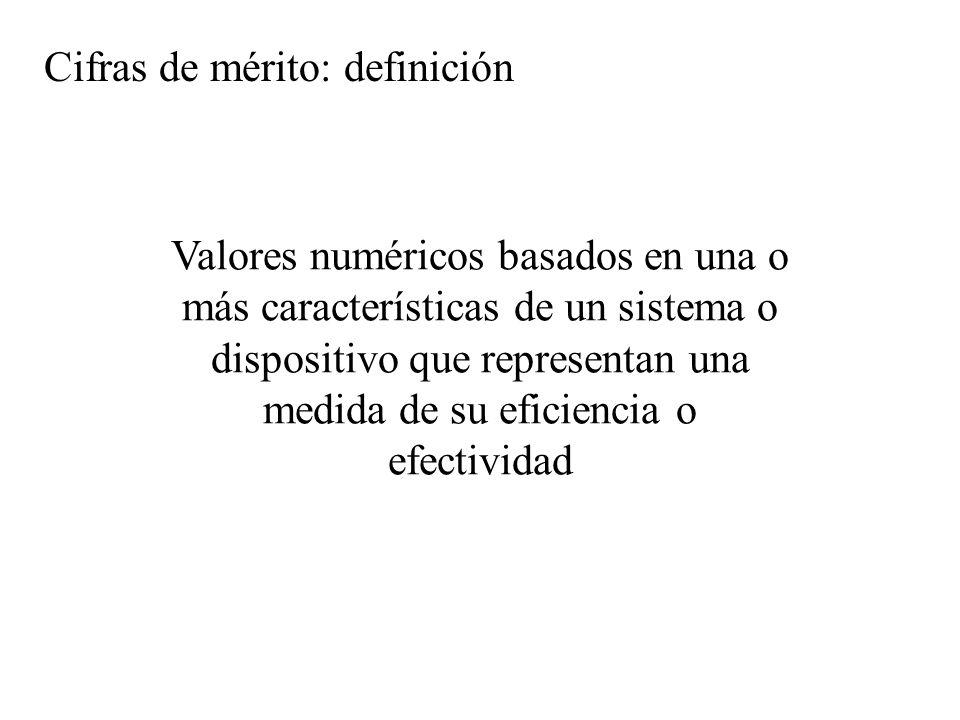 Comparación de límites de detección Antigua definición de IUPAC: Nueva definición de IUPAC: