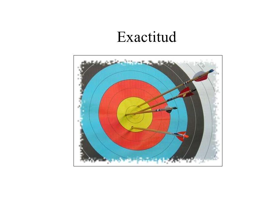 Selectividad: interferencias Máxima concentración tolerable Es la concentración de un interferente que produce un cierto sesgo en la predicción de un analito en una muestra típica, por ejemplo, de ± 5 %.