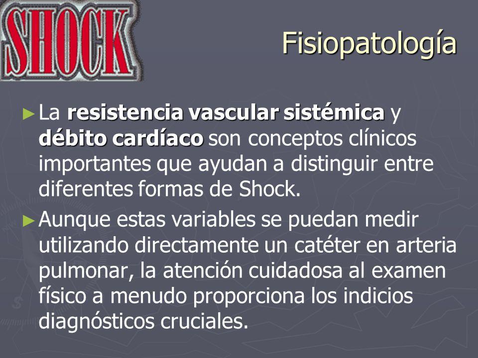 Fisiopatología resistencia vascular sistémica débito cardíaco La resistencia vascular sistémica y débito cardíaco son conceptos clínicos importantes q