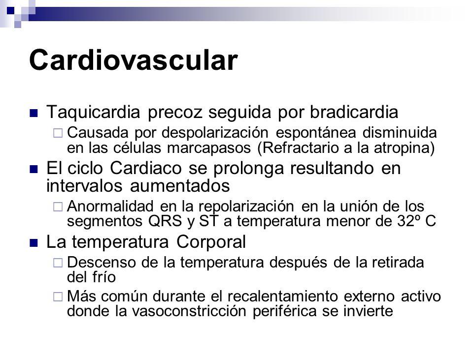 Sistema respiratorio Depresión respiratoria progresiva con la retención CO 2