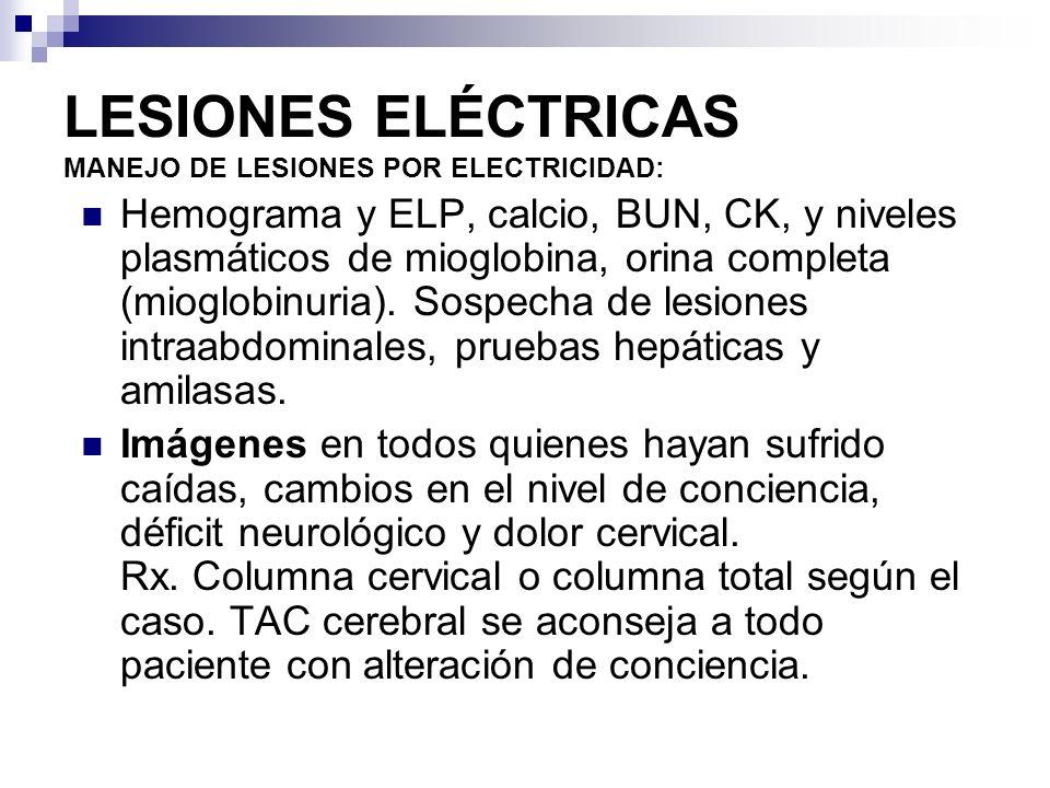 LESIONES ELÉCTRICAS Quemaduras eléctricas formando arco, a través del zapato alrededor de la planta del pie de caucho.