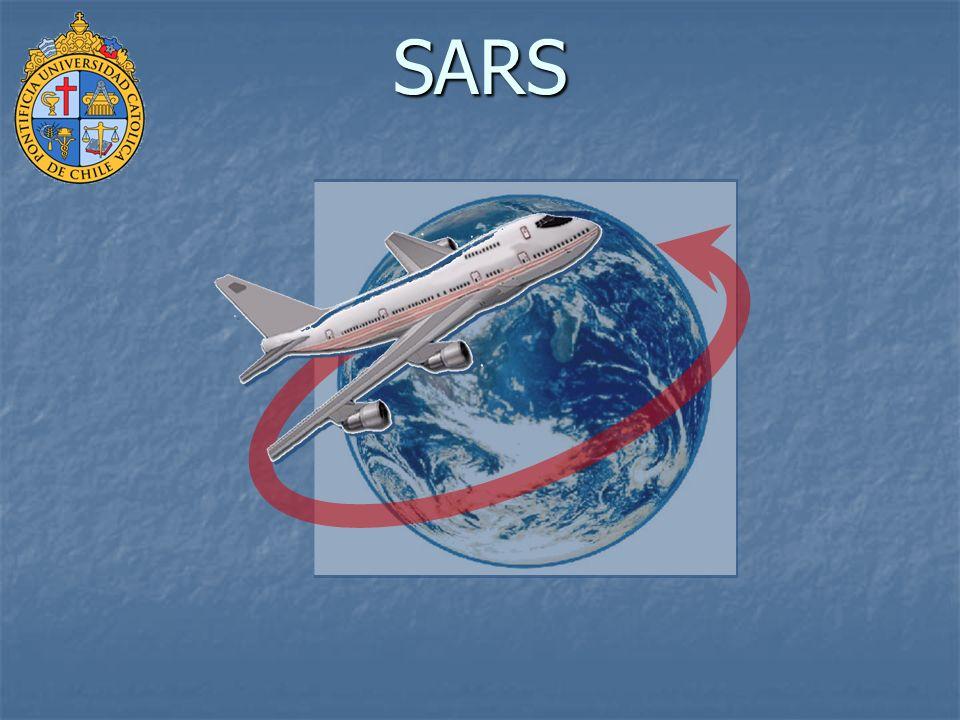SARS: Lecciones aprendidas Los brotes de enfermedades infecciosas ponen de manifiesto la debilidad de la infraestructura de salud pública.