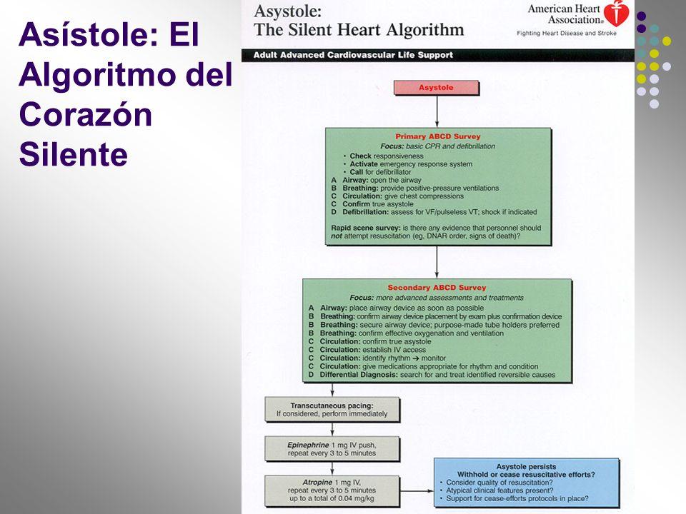 Asístole: El Algoritmo del Corazón Silente