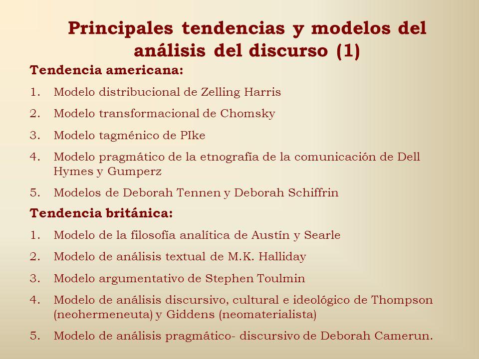 Fonético, gráfico, fonológico, morfológico, sintáctico, micro y macrosemántico, estilístico, superestructural, retórico, pragmático, conversacional, i