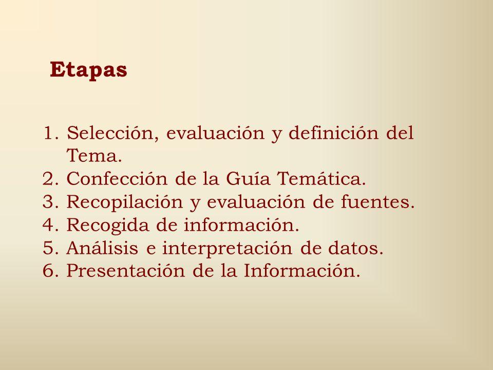 Documentos Secundarios: Enciclopedias * Literatura de Referencia Glosarios. Diccionarios. * Reseñas. * Catálogos de Bibliotecas. * Bibliografías. * In