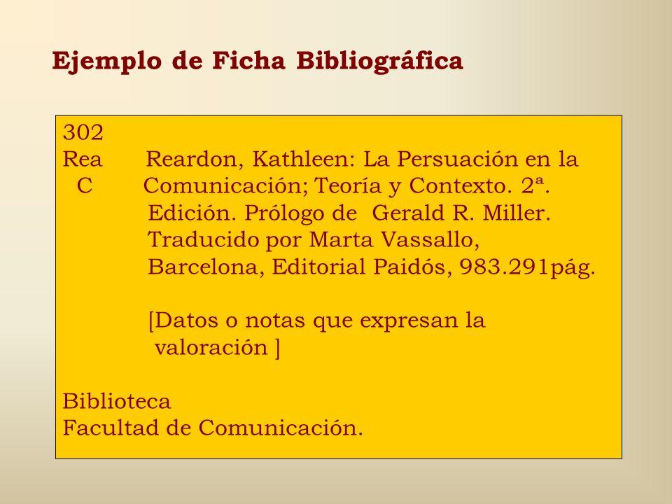 3ra Etapa: Incluye: Búsqueda bibliográfica. Recopilación de fuentes Registro (Elaboración de la Ficha Bibliográfica) Evaluación de la fuente - Vigenci