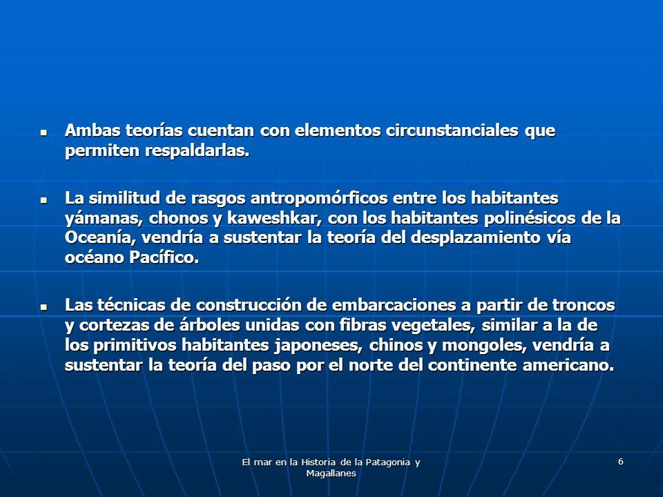 El mar en la Historia de la Patagonia y Magallanes 87 La declinación de la navegación por el Estrecho (1914 en adelante) La implantación de la Aduana en Magallanes, desde 1912, comenzó a producir un cambio en las condiciones económicas y del comercio marítimo.