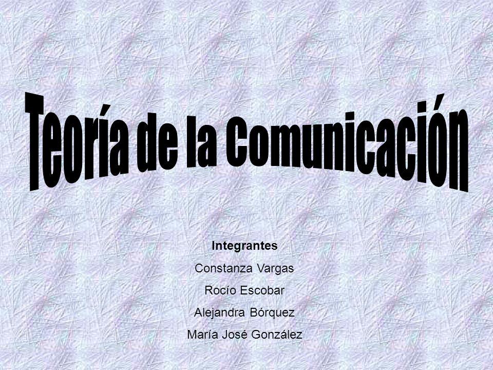 Integrantes Constanza Vargas Rocío Escobar Alejandra Bórquez María José González