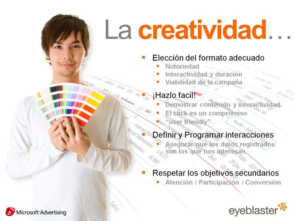 La creatividad…
