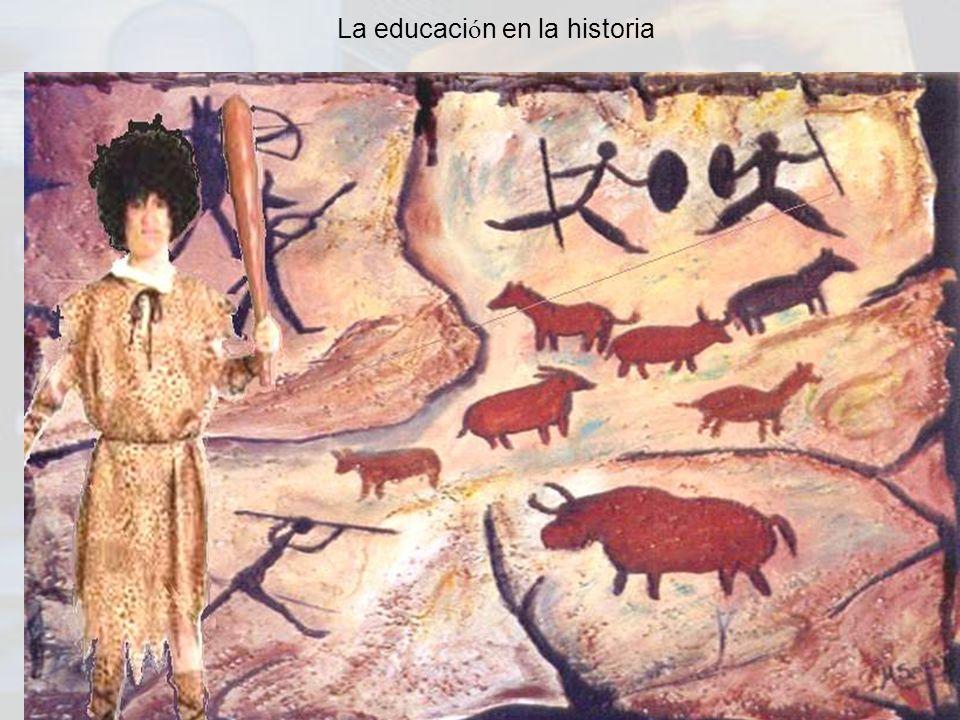 La educaci ó n en la historia
