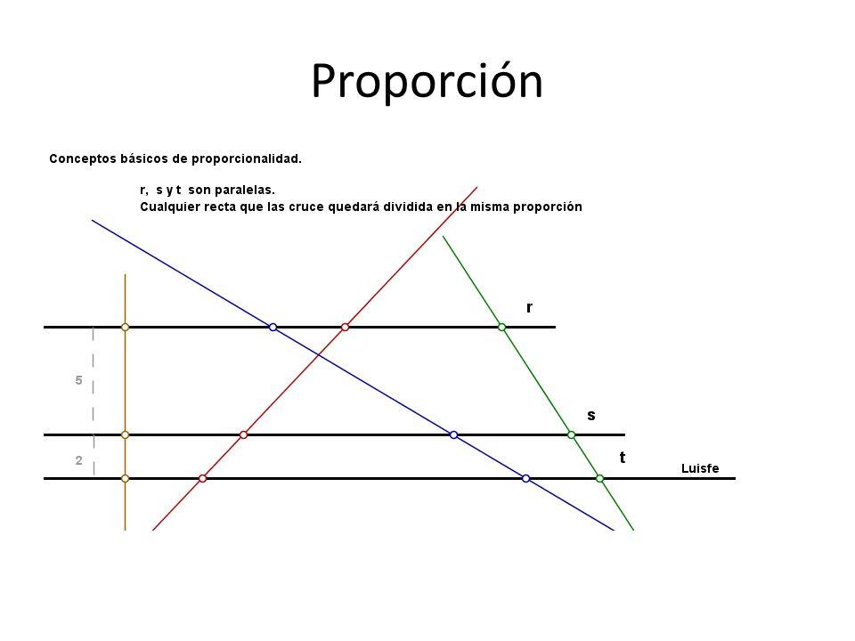 Proporción