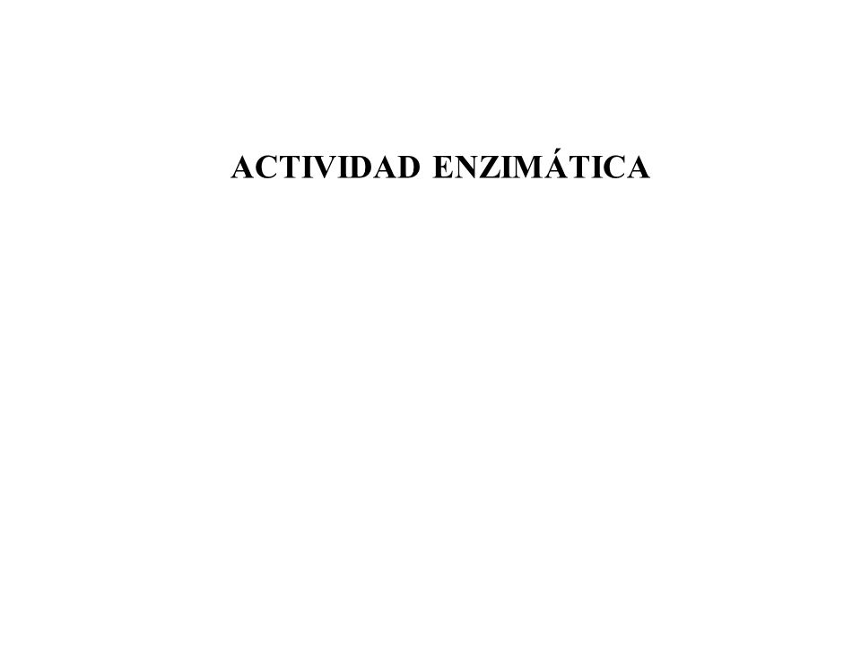 Ecuación de Henderson-Hasselbalch (ionización de aminoácidos) Aminoácidos en el sitio activo de la enzima Comúnmente la velocidad de las reacciones enzimáticas dan curvas tipo campana (2 sitios mayoritarios de ionización)