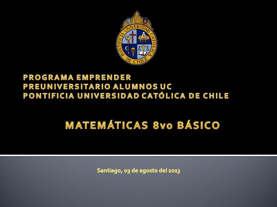 Sistema cartesiano bidimensional: un sistema o plano cartesiano consta de dos rectas numéricas perpendiculares, el eje X y el eje Y, que se intersectan en el origen.