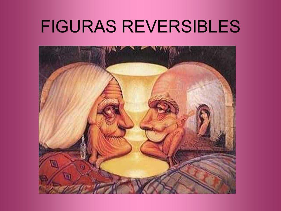 FIGURAS REVERSIBLES