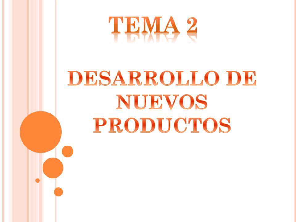 El desarrollo de un nuevo producto se lleva a cabo en el ámbito de los negocios, ingeniería y el diseño, consiste en el proceso completo de crear y llevar un nuevo producto al mercado.