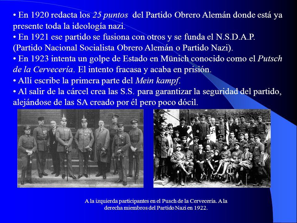 4.La economía. a) De 1933 a 1936: la lucha contra la crisis.