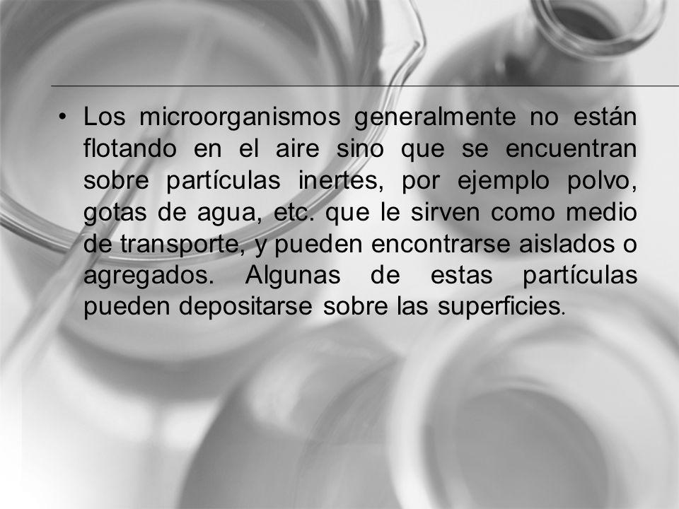 FUENTES DE MICROORGANISMOS Tierra y agua Plantas y productos vegetales Manipulación y Utensilios Animales y Humanos Aire y polvo