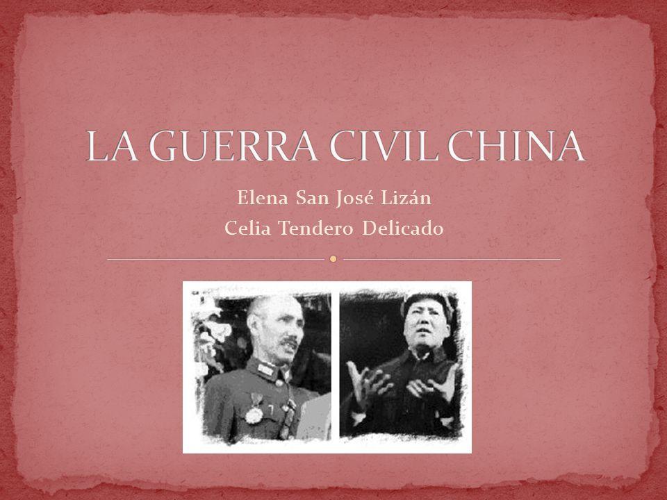 Elena San José Lizán Celia Tendero Delicado