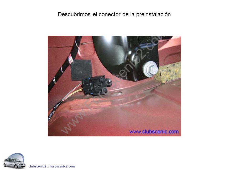 Descubrimos el conector de la preinstalación clubscenic2 :: foroscenic2.com