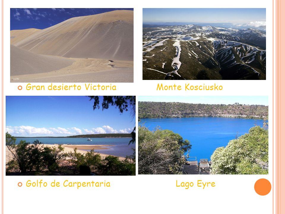 RIOS En Australia existen dos grandes ríos ambos al sur, y son: Rio Murray Rio Darling Rio Murray Rio Darling