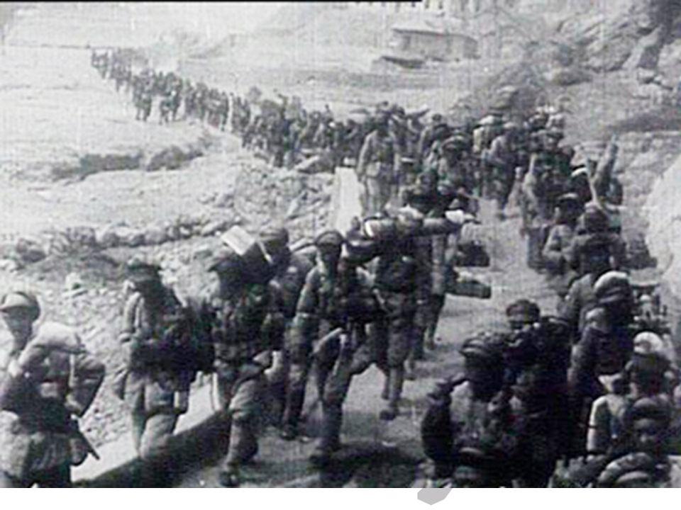 La República Soviética de China (1931) Mao Zedong: líder del PCCh Montañas de Jiangxi Reconstruir su partido República Soviética de China (7 de noviem