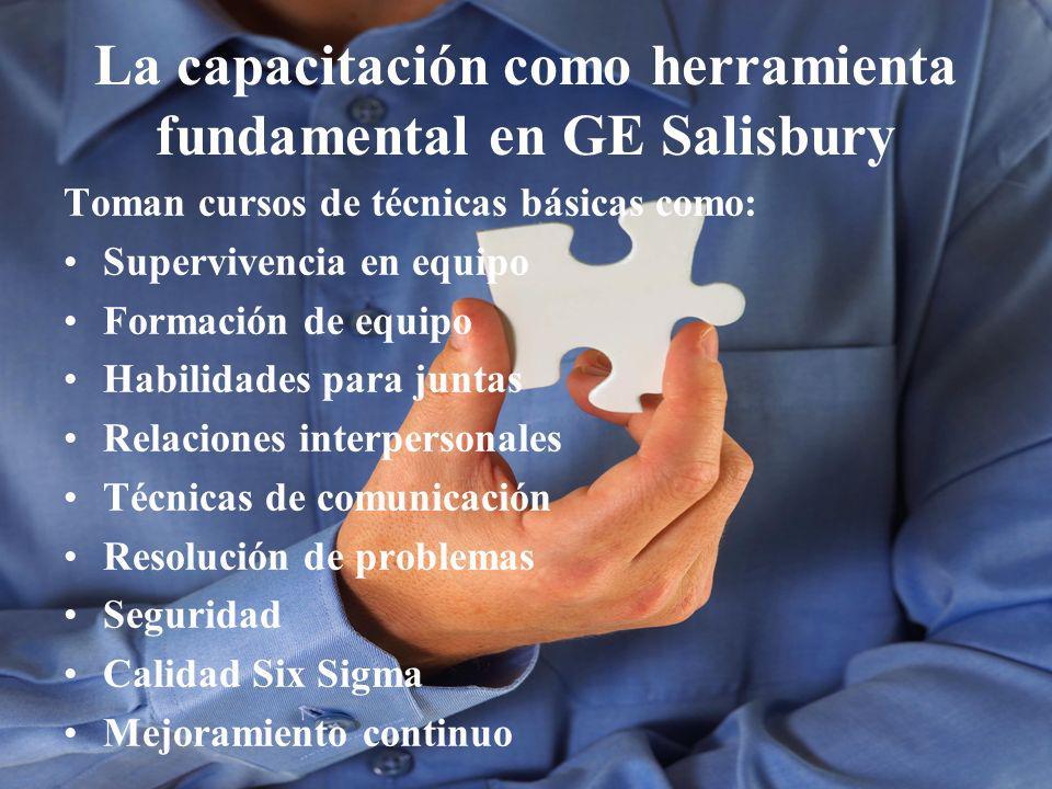 04/02/2014 07:19 a.m.Universidad de las Ciencias y el Arte de Costa Rica 12 La capacitación como herramienta fundamental en GE Salisbury Toman cursos